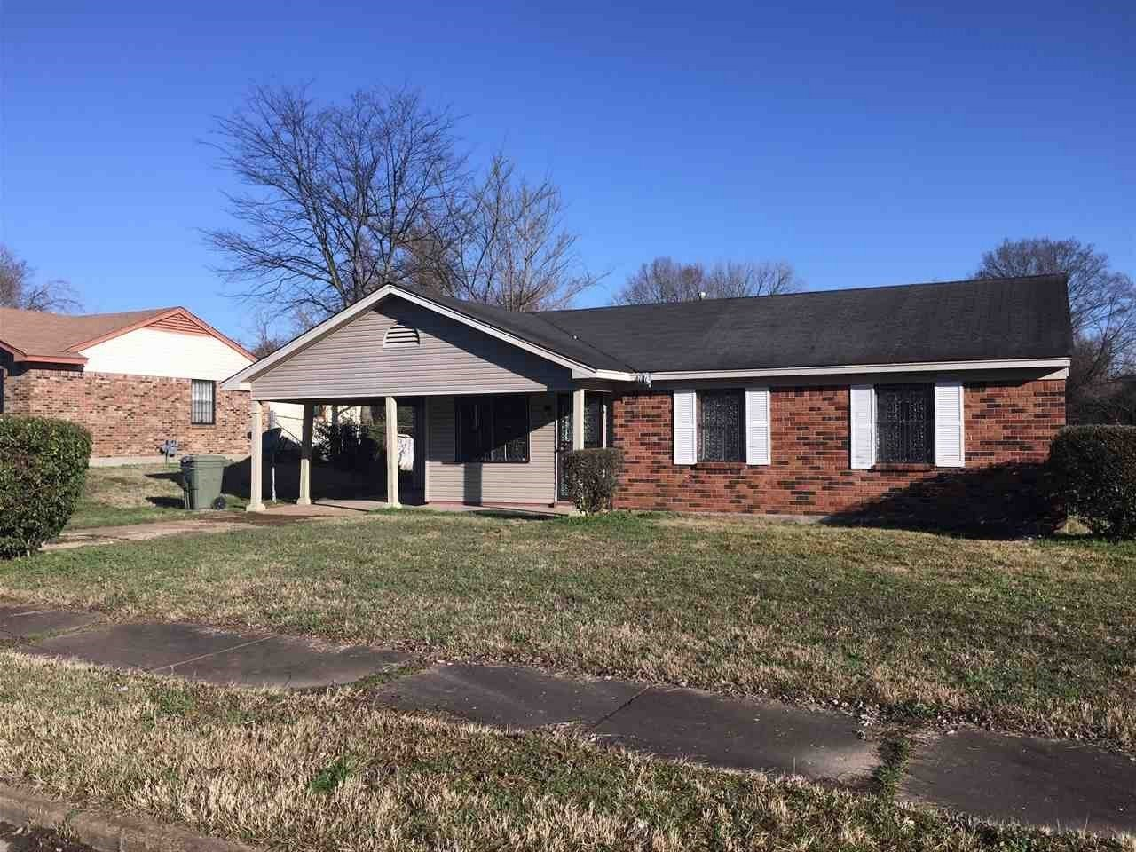 472 Tikamthi Memphis, TN 38109