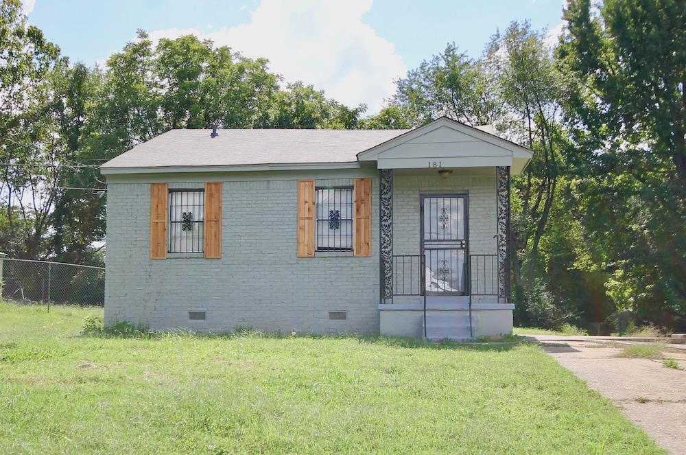 181 Charter Ave <br>Memphis, TN 38109