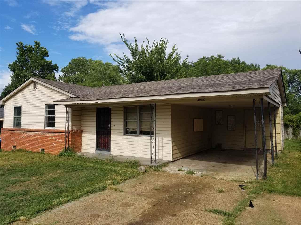 4200 Arrow Rd. <br>Memphis, TN 38109