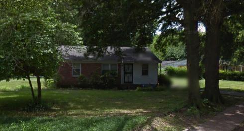 439 Sanford Rd. S<br>Memphis, TN 38109
