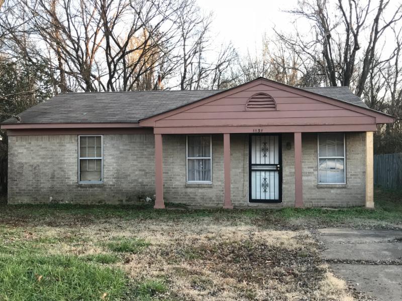 1131 Canary Ln <br>Memphis, TN 38109