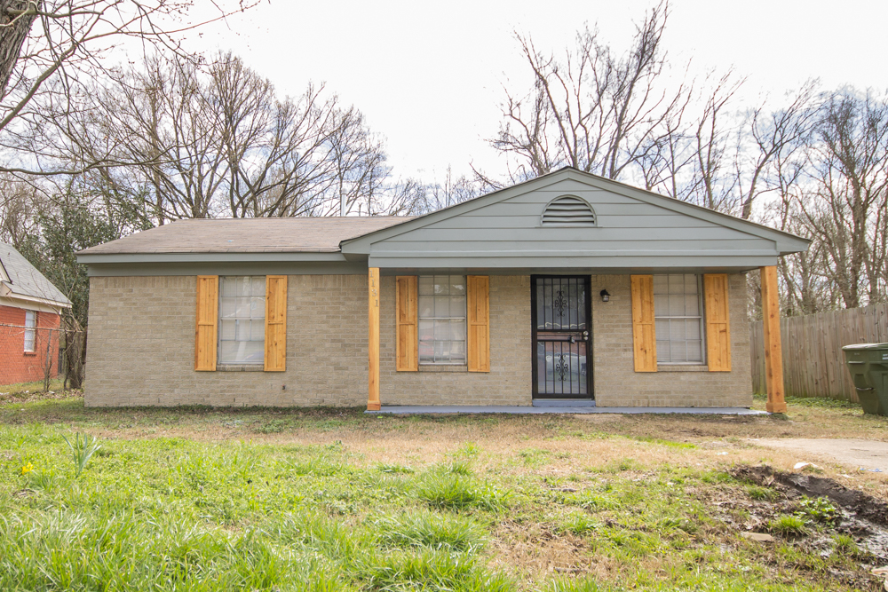 1131 Canary Ln</br> Memphis, TN 38109