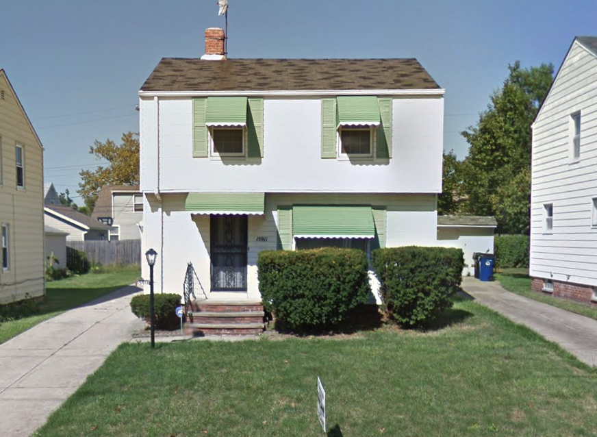 15911 Delrey Ave <br>Cleveland, OH 44128