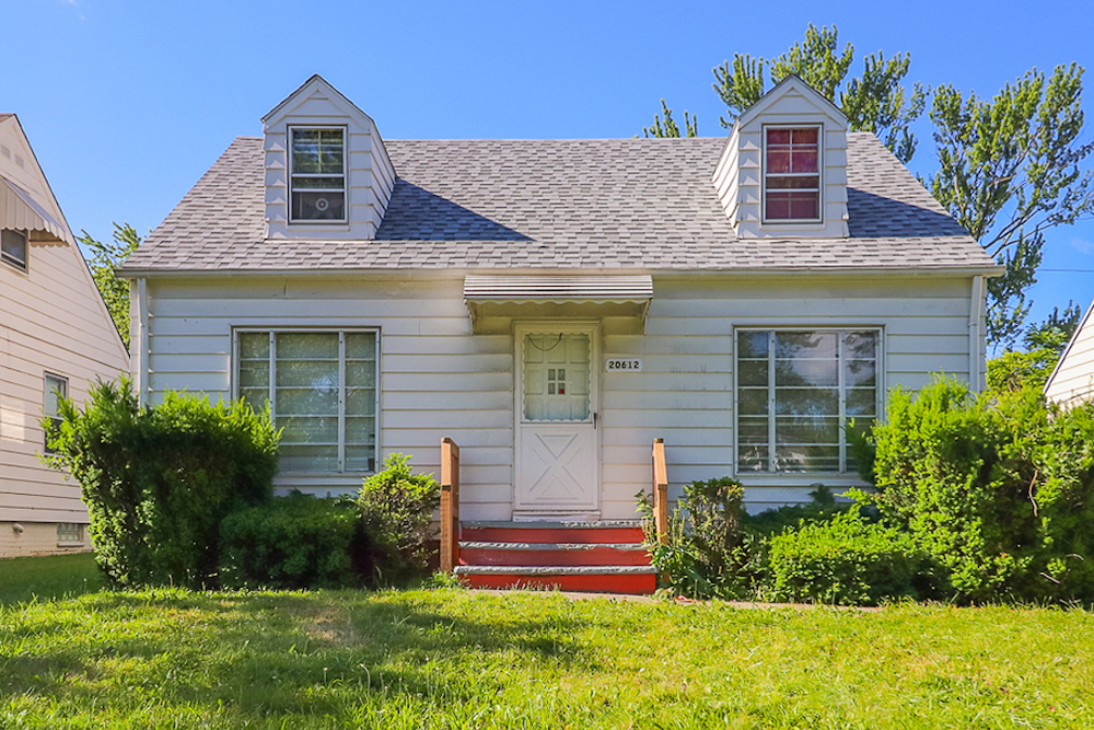 2 House Package</br> Cleveland, OH 44137