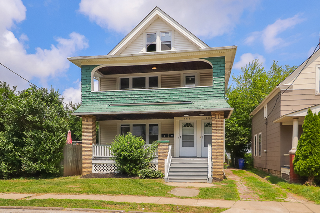 4318 Clybourne Ave</br> Cleveland, OH 44109