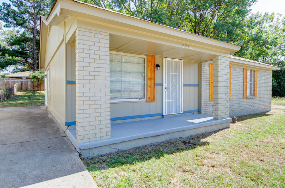 4922 Appleville St </br> Memphis, TN 38109