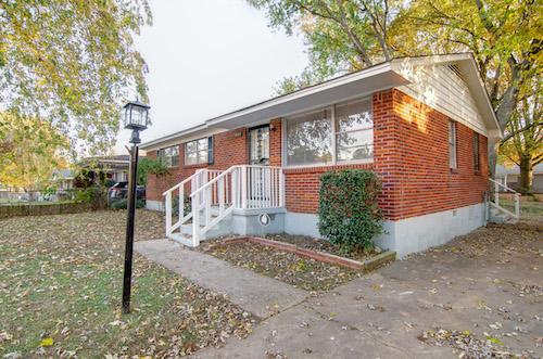 2189 Gayle Ave</br> Memphis, TN 38127