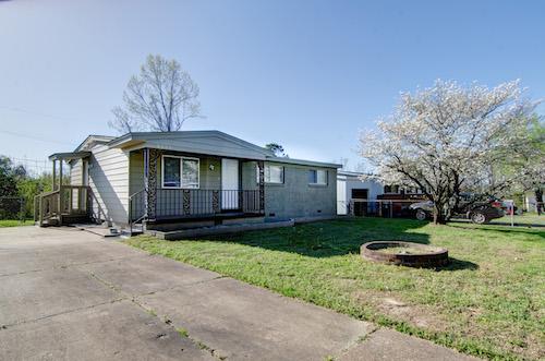 4133 Warbonnet St</br> Memphis, TN 38109
